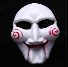 Scary Halloween Half Masks by 2015 Horror Mask Saw Mask Puppet Masquerade Mask Chainsaw Massacre