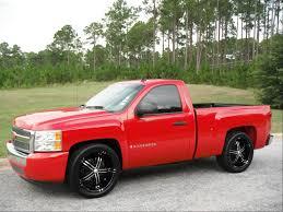 2008 Chevy Silverado Single Cab Red, Chevy Silverado 2008 | Trucks ...