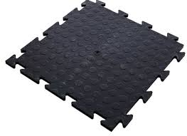 interlocking vinyl floor tiles flooring checkerplate or studded