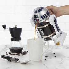 wars kitchen r2 d2 coffee press