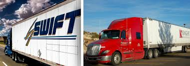 The Knight-Swift Transportation Merger Biggest In U.S. Trucking ...