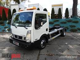 100 Roll Off Trucks Used Nissan CABSTAR 3514 ROLLOFF TIPPER AIRCONDITION Container