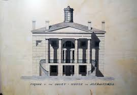 100 Robert Mills Architects Two Centuries Of Architectural Drawing Institute Of