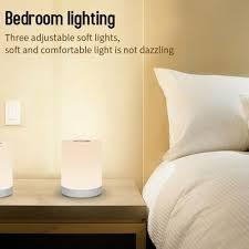 leuchten leuchtmittel led nachttischle touch sensor