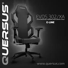 Playseat Office Chair White by Quersus Chair E302 Xa New Generation Of Gaming Chairs Is Here