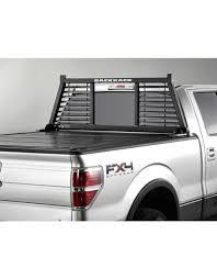 100 Truck Rack Accessories Back FRAME HALF LOUVER Top Notch LLC