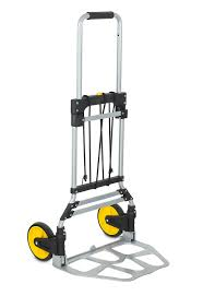 100 Hand Truck Vs Dolly Mount It 264 Lb Capacity Folding Wayfairca