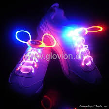 led light up shoe laces for use g d 024 oem