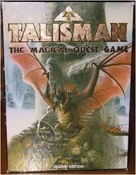 TalismanCover The Talisman 2nd Edition Game