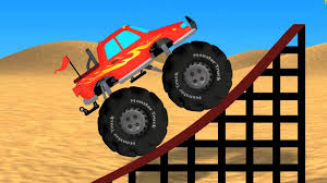 Monster Truck | Monster Truck Stunts | Truck Cartoon | Monster ... Monster Truck Clip Art Clipart Images Clipartimagecom Cartoon Royalty Free Vector Image 4x4 Buy Stock Cartoons Royaltyfree Monster Truck Available Eps10 Vector Format With Illustrations Creative Market Red