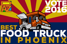 Vote For The Best Food Truck In Phoenix - VOTE NOW - YouTube Go For The Food Food Trucks Hit Phoenix Fox News Froth Coffee And Tap Truck Electric Sliders Home West Man Making Dreams Come True With Truck Designs Catering Alternative Frenzy Modern Vintage Events Catches Fire In The Gorilla Cheese Trucks Roaming Hunger Scottsdale Street Eats Festival Friday 28 September Rounders Ice Cream Sandwiches Friday Fanatic Lady Las Mahalo Made Announces New Lociondates For Next Stop