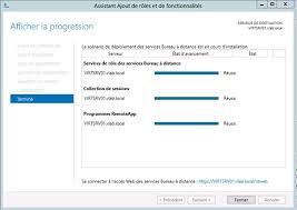 windows server 2012 remote desktop service