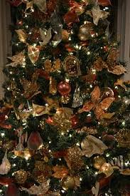 103 Best Christmas In Copper Bronze And Gold Images On Pinterest