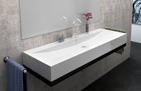 design waschtische aufsatzwaschbecken eckig waschtisch guss