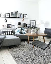 canapé déco design d intérieur canape salon scandinave deco noir canape