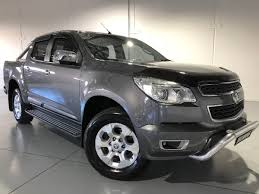 Tony Leahey Nissan - 2013 Holden Colorado LTZ RG (Grey) For Sale In ...
