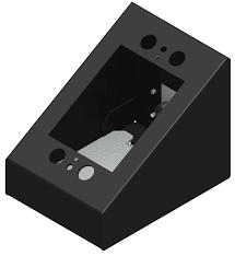 Hubbell Floor Boxes B2422 by Floor Design Walker Floor Boxes Rfb2