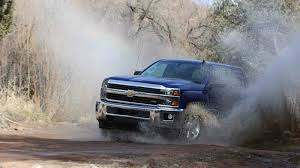 100 Chevy Truck Z71 Yes You Can OffRoad The 2015 Silverado 2500