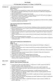 Life Science Research Professional Resume Samples | Velvet Jobs Download Free Resume Templates Singapore Style Project Manager Sample And Writing Guide Writer Direct Examples For Your 2019 Job Application Format Samples Edmton Services Professional Ats For Experienced Hires College Medical Lab Technician Beautiful Builder 36 Craftcv Office Contract Profile