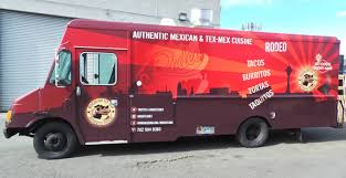 100 Mexican Food Truck Rodeo LA Stainless Kings