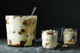 Gingerbread Pumpkin Trifle Taste Home by How To Make A Trifle Without A Recipe