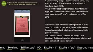 TurboScan Pro document & receipt scanner scan multiple pages