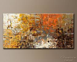 modern abstract painting for sale the more the merrier