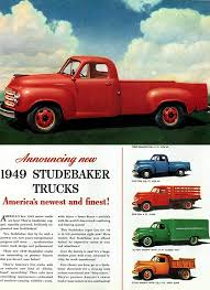 100 1949 Studebaker Truck For Sale Amazoncom Pickup AD Mouse Pads
