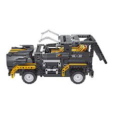 100 Toy Tow Trucks For Sale Remote Control All Terrain Truck Pickup Building Block 497pcs