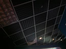 Black Acoustic Ceiling Tiles 2x4 by Facts That Nobody Told You About Soundproof Ceiling Tiles