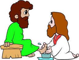 Jesus Washes Disciples Feet Preschool Lesson