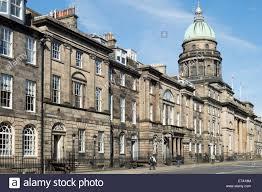 100 Edinburgh Architecture New Town Georgian Architecture In Charlotte Square Stock