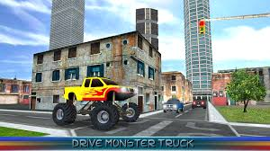 Monster Truck Demolition 3D - Free Download Of Android Version | M ...