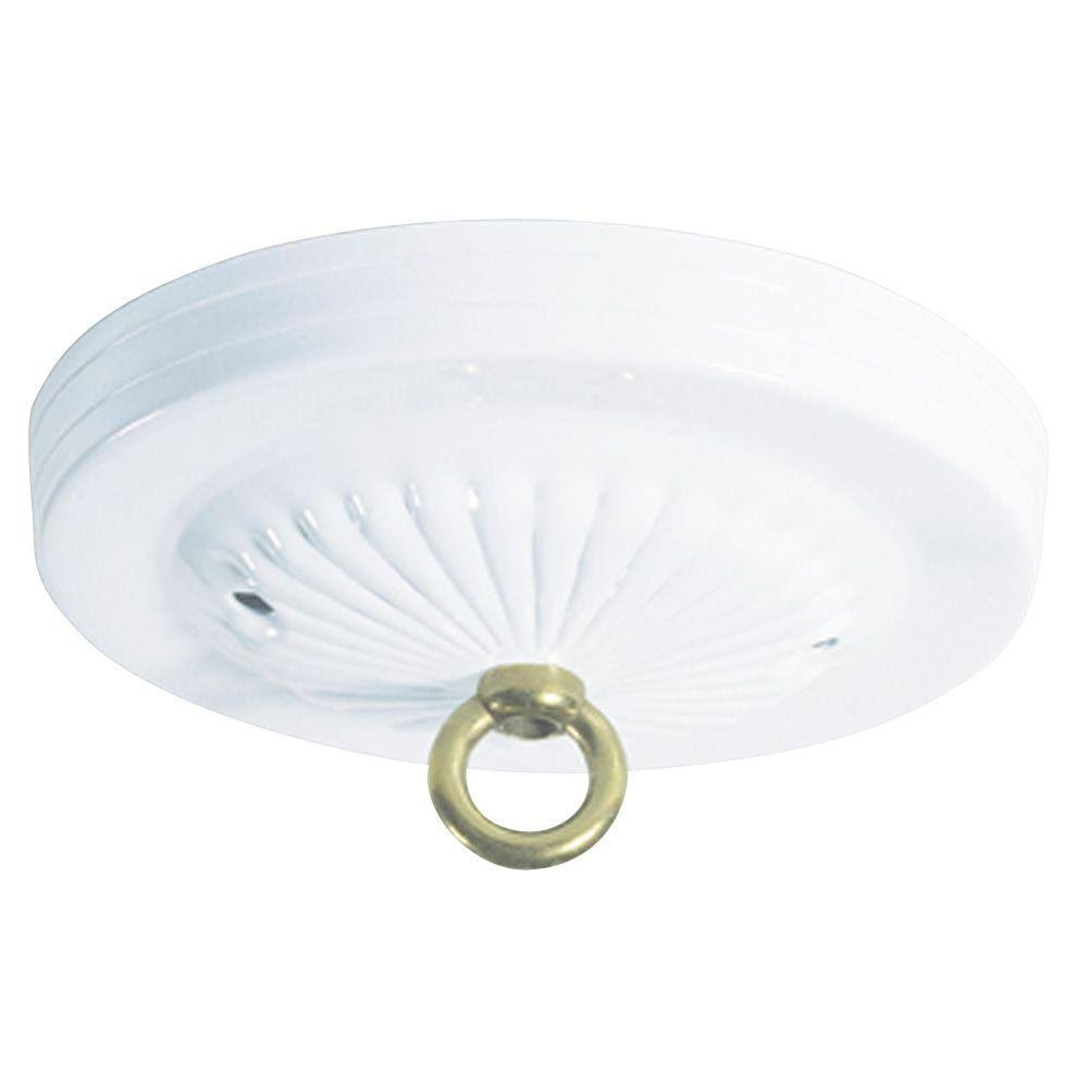 Westinghouse Lighting Canopy Kit - White