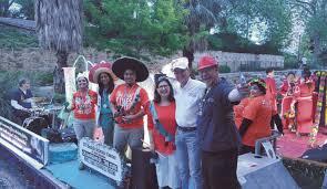 Parade Float Decorations In San Antonio by Viva Fiesta Mission Magazine Ut Health Science Center San Antonio
