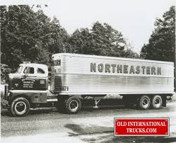 100 Northeastern Trucks Old International Photos From The COEs Cab Over Engines Old