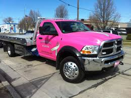 100 Tow Truck Insurance Cost Pink Flatbed Medium Duty HDWreckers Dodge Vehicles