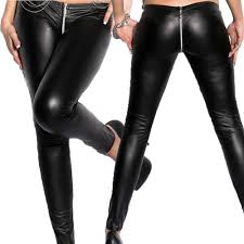 compare prices on leather pants women fashion online shopping buy