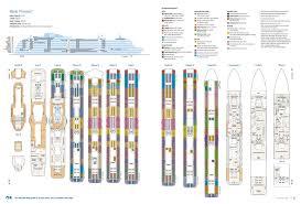 Island Princess Baja Deck Plan by Expo Cruises New England U0026 Canada U0027s East Coast Fall Foliage
