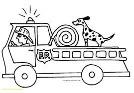 Cool Fire Truck Coloring Book Pages Page Colouring To Pretty ...