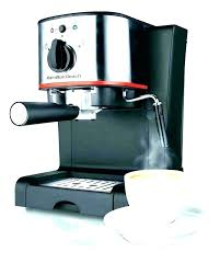 Mr Coffee Espresso Barista Machine Machines Cappuccino Maker