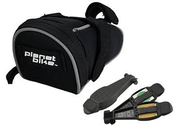 Planet Bike Little Buddy Bag With Levers Patch Kit