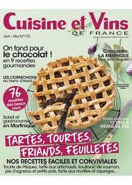 abonnement magazine de cuisine cuisine et vins de abonnement magazine edigroup