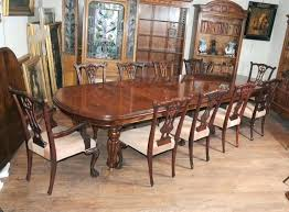 Victorian Dining Table Room Furniture Sets Set Chairs Suite Mahogany