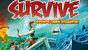 Survive Escape From Atlantis Game Rules