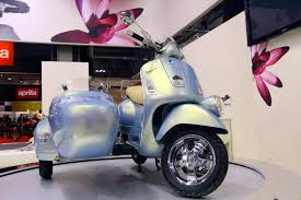 Vespa GTV 250 Ie Sidecar Wallpapers 129680