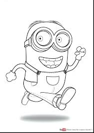Minion Coloring Pages Bob Colouring King Pdf Free Printable Pictures