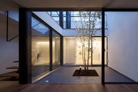 100 House Patio APOLLO Architects Associates ArchDaily