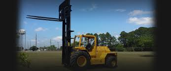 Custom Built Rough Terrain Forklifts - Tifton, Georgia - Master ...
