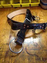 100 Truck Belt Leather Mans Axe FD Leatherworks FD Leatherworks